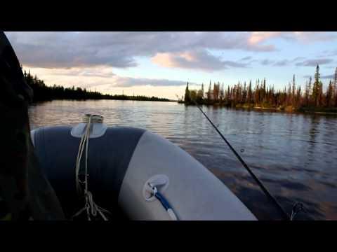 река лотта рыбалка