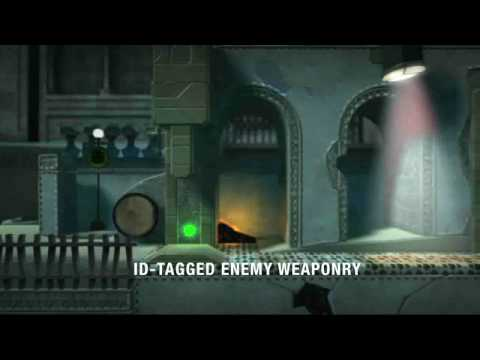 New Paintball Gun in Little Big Planet with MGS4 Characters and Levels!!!!