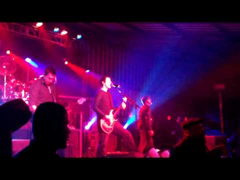 (Best Quality on youtube) Breaking Benjamin - Into the Nothing (Live in Lubbock, TX 12/2/09)