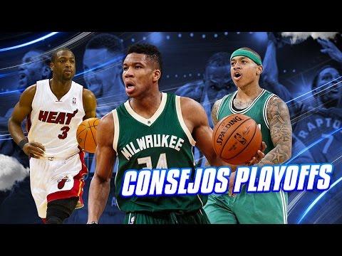 CONSEJOS DE LOS PLAY-OFFS en NBA LIVE MOBILE en ESPAÑOL
