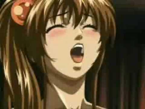 Imari křičí po dobu 10 minut, zatímco já jsem hrát trochu padnoucí hudbu