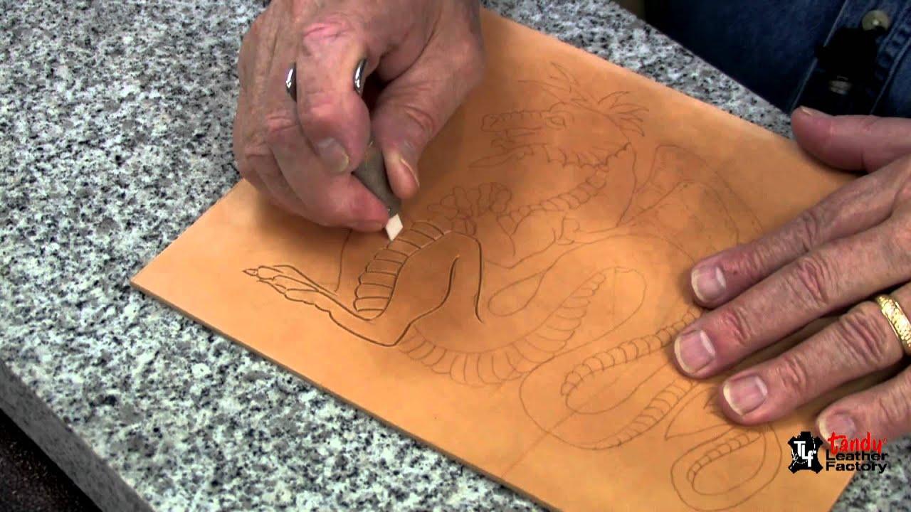 Как сделать рисунок на коже своими руками