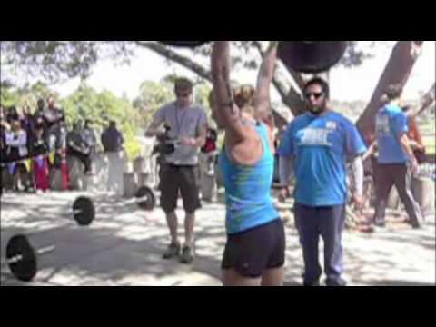 2010 Los Angeles CrossFit Sectionals - UCLA Drake Stadium