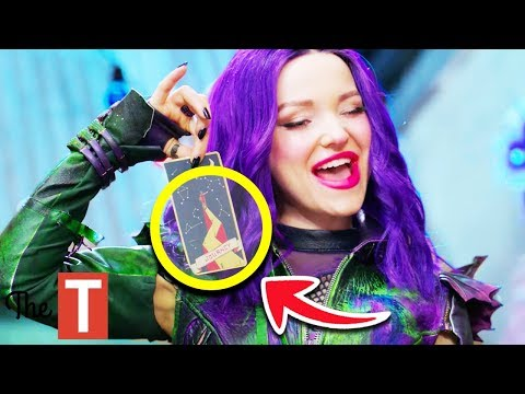 10 Things Everyone Missed In New Descendants 3 Good To Be Bad Music Video