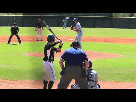 Joey Gallo vs. Adrian Marin - NHSI