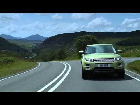 Обзор Range Rover Evoqu, часть 1
