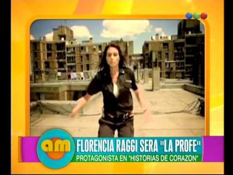 Florencia Raggi es