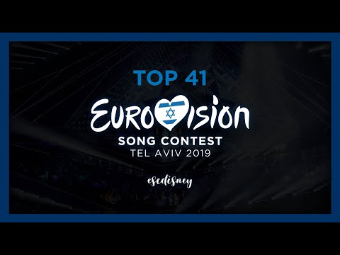 Eurovision Song Contest 2019 - Top 41