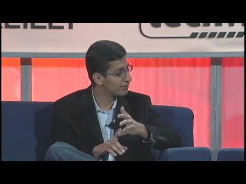 Web 2.0 Summit 09:  Sundar Pichai,