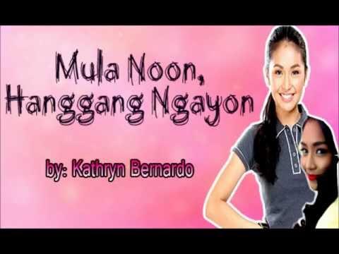 Lea Salonga – Mula Noon, Hanggang Ngayon Lyrics - Genius