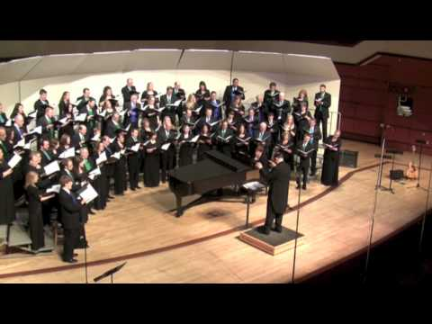 Northern Lights Chorale - Seal Lullaby - Eric Whitacre