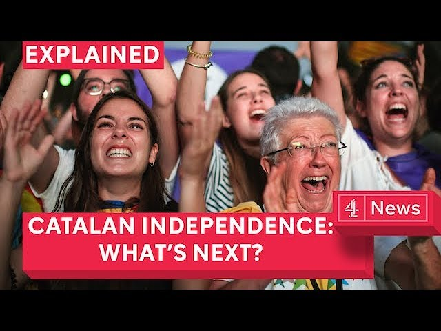 Catalan independence effort: What will happen next?