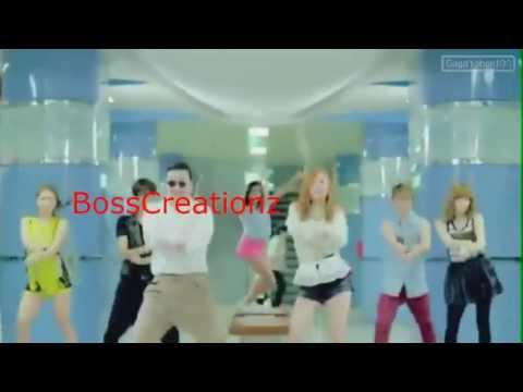 PSY - GANGNAM STYLE TAMIL VERSION  AKKA MAGAL  HD