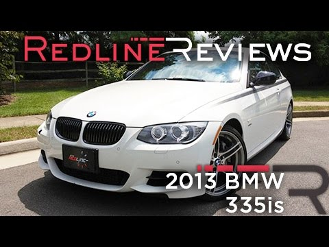 2013 BMW 335is Review, Walkaround, Exhaust, & Test Drive