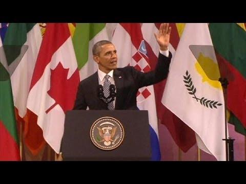 NATO warns Russia of inter-member solidarity