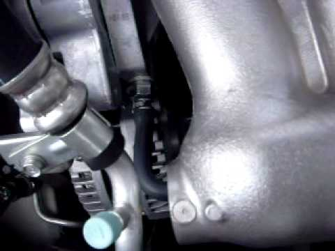 8th Gen Civic Si Pcv Valve Replacement 3 Of 3 Youtube