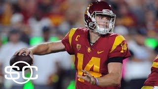 USC vs. Notre Dame is a College Football Playoff elimination game | SportsCenter | ESPN