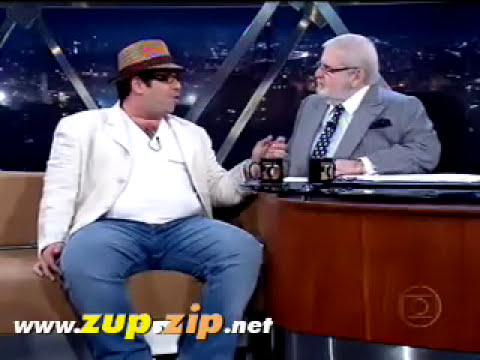 Programa do Jo - Comediante Leandro Hassum.