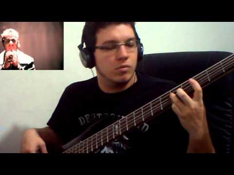 Keep Away (godsmack Bass Cover) video