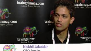 Vuclip CEO Nickhil Jakatdar chats with Braingainmag.com