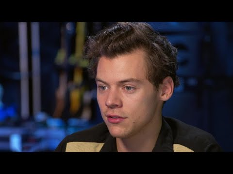 Harry Styles on the origin of One Direction