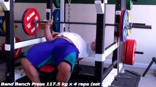 Francis Rousseau - Training 3014-09-12