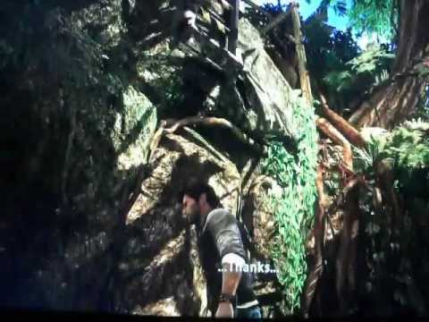 Uncharted 2  gameplay + comentarios