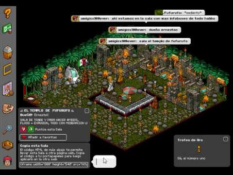 Habbo secretos Video