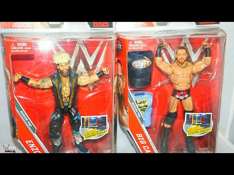 ENZO AND BIG CASS ELITES! BRAND NEW ELITE SERIES 49!! (MAIL CALL 79)