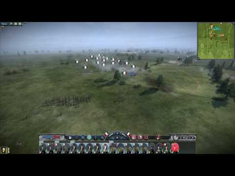 Napoleon Total War - French vs English