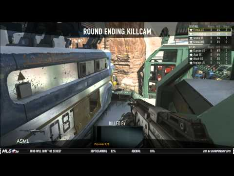 Optic Gaming vs Denial Esports - Game 2 - Grand Finals - North American Championships