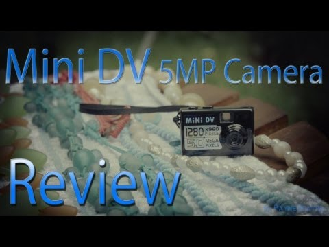 [REVIEW] $10 Mini DV 5MP Camera HD Video Recorder