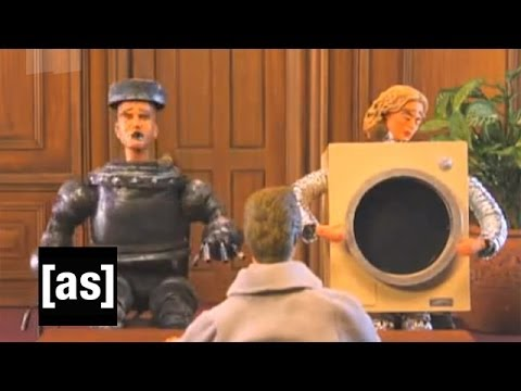 Robot Chicken: The Humping Robot Movie