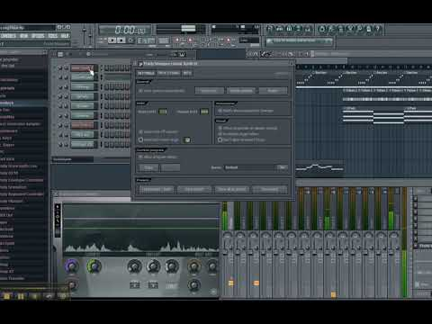 FL Studio - Setting Up MIDI Out