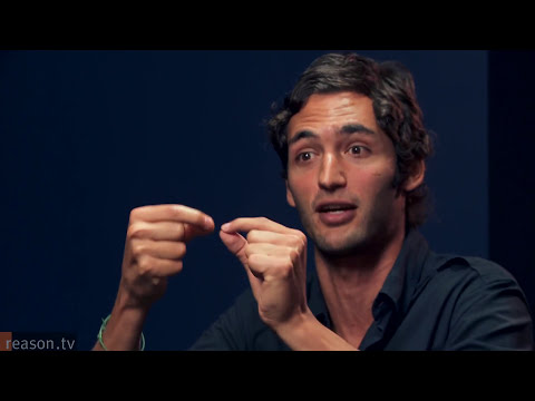 How Drugs Helped Invent the Internet & The Singularity: Jason Silva on