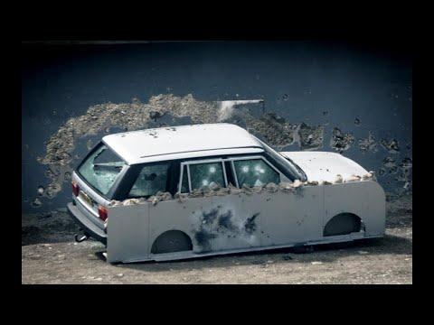 DIY Bond Car Pt. 1 - Bulletproof Range Rover - Top Gear at the Movies - Top Gear