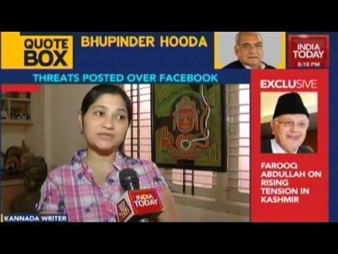 Karnataka Writer Threatened For 'Anti-Hindu' Articles