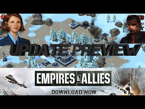 Empires and Allies Sneak Peek: Winter Landscape, Troop Sharing and Alliance management