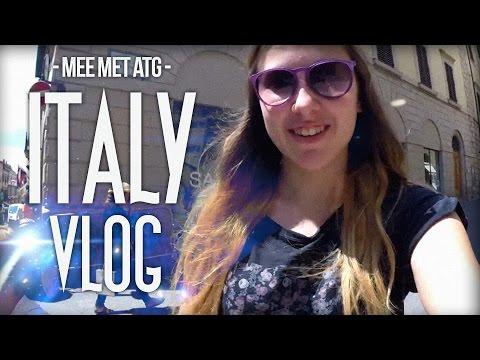 MEE MET ATG: ITALY VLOG | Amnesia hotel!?