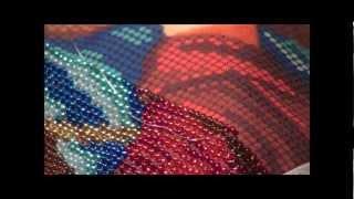 магия канвы вышивка бисером