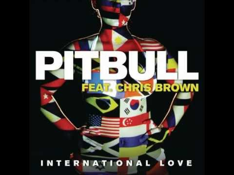 Pitbull - International Love (feat. Chris Brown) Hd hq video