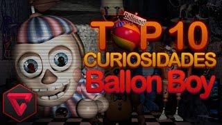 Top 10 curiosidades de balloon boy five nights at freddys 03 12