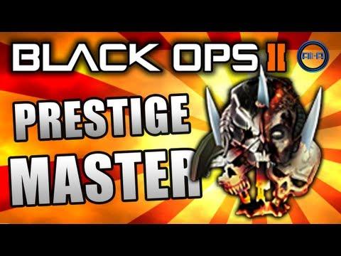 Prestige Emblems Black Ops 2 ▶ Black Ops 2 Prestige