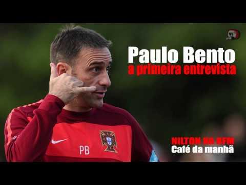 A 1ª entrevista a Paulo Bento. Nilton na RFM