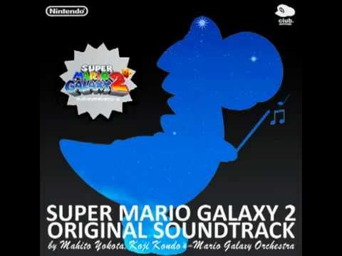 ♫Super Mario Galaxy 2 OST - Throwback Galaxy Music♫