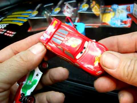 Disney/Pixar Cars 2 Charge 'N' Race Speedway (Charge Ups)