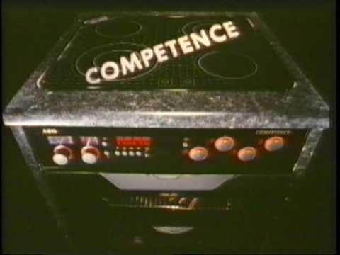 Werbung AEG Competence 1990