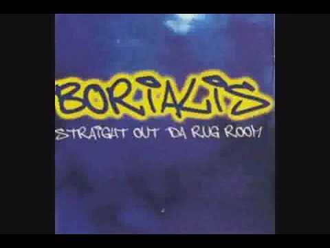 Borialis - White Trash Hip Roc
