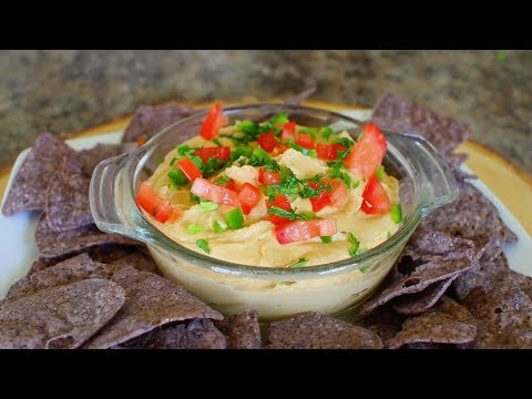 Hummus Recipe - healthy chickpea recipe - humus with tahini