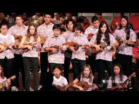 HIKI N? 420 Hawaii Preparatory Academy: Ukulele Festival